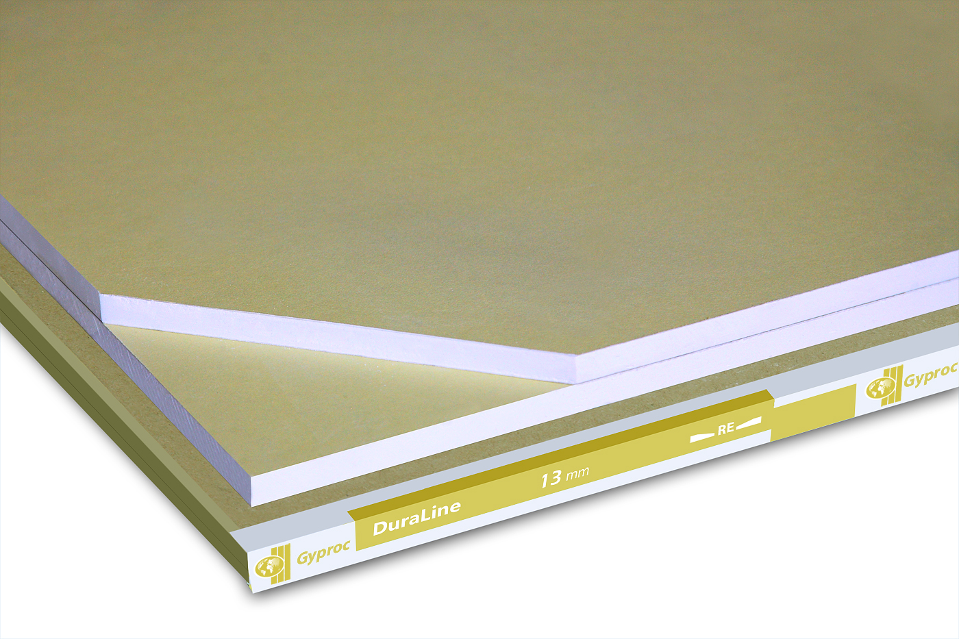 Yellow Gypsum Board : Gcs panda gypsum board